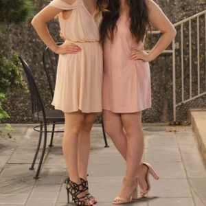 Forever 21 Dresses - Loose Pink Dress